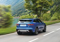 Jaguar E-Pace : le concurrent du Tesla Model X pour 2018