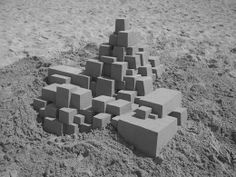 Sandcastle by Calvin Seibert  .....Different???!!!?!? :)))