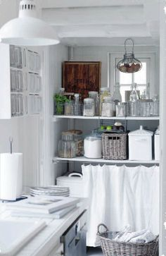 Kitchen storage from Ib Laursen, Denmark