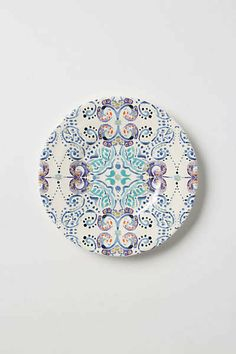 Anthropologie - Swirled Symmetry Salad Plate on Wanelo