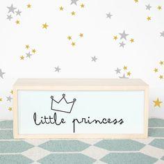 """Caja de Luz """"Little Princess"""" from BelandSoph.com"""