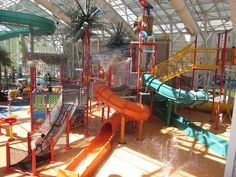 Watiki Water Park, Rapid City, South Dakota. My kids & I stayed here for 4 days last summer:)