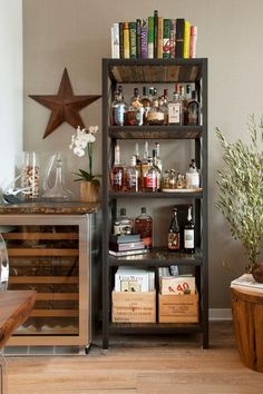 Pin by Mark Silva on IND - Home Bars | Pinterest | Bar
