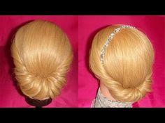 Peinado Facil para Cabello Corto | Easy hairstyle for Short Hair - ViriYueMoon - YouTube