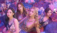 Black Mamba, Kpop Girl Groups, Korean Girl Groups, Kpop Girls, Girls Generation, Fandom, Teaser, Jaehyun, Avatar