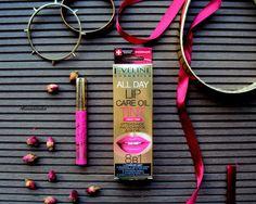 Eveline Cosmetics Lip Care Oil Tint 8 in 1
