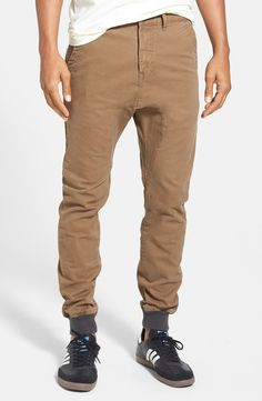 Casual style | Zanerobe jogger pants.