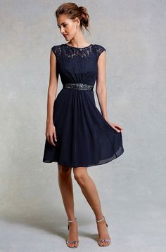 navy bridesmaid dresses 15 best outfits - bridesmaid dresses