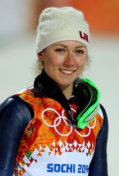 Mikaela Shiffrin - Winter Olympics: Alpine Skiing