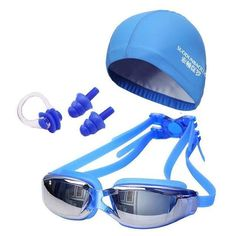 c1cdd1d4 New Women Men Anti Fog Uv Protection Surfing Swimming Goggles Professional Swim  Glasses With Swim
