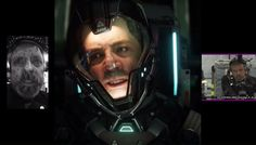 """Star Citizen News - The character voiced by Star Wars' Mark Hamill was shown in the latest Star Citizen: Around the Verse. The special edition was conducted in celebration of Star Wars Day on May 4th. The video begins with the usual updates on the game's development including damage models for ships, some animations and other topics of interest to fans. At about 23:44 into the video, Commander Steve """"Old Man"""" Colton shows up, the very character voiced by Hamill."""