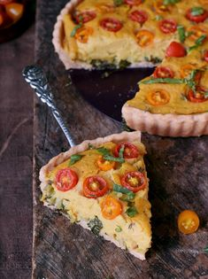 Hearty vegan quiche with a gluten-free pie crust. This recipe contains chickpea … Hearty vegan quiche with a gluten-free pie crust. This recipe contains chickpea flour (garbanzo bean) and is therefore egg-free, soy-free, dairy-free,. Healthy Breakfast Casserole, Breakfast Quiche, Best Breakfast, Vegan Breakfast, No Dairy Recipes, Vegan Recipes, Cooking Recipes, Whole Foods, Whole Food Recipes
