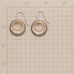 TRIPLE HOOP EARRINGS: View 2