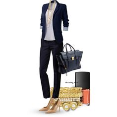 """""""Office Day"""" by trendsbybren on Polyvore"""