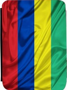 Did you know the meaning of the colors in Mauritius flag?  Red represents the bloodshed at the time of slavery and colonization.  Blue stands for the Indian Ocean that surrounds this beautiful island. Yellow symbolizes the light of independence shining over Mauritius and the golden sunshine. Green represents the lush vegetation and the agriculture of the island.