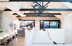 old Jam factory in Melbourne renovated to home.