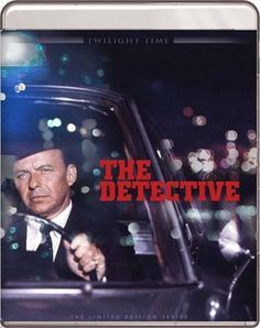 The Detective - Blu-Ray (Twilight Time Ltd. Region Free) Release Date: Available Now (Screen Archives Entertainment U.S.)