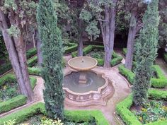 10 fountains in Granada Spain. Discover the story behind each one of these water features in historic Granada.Many were moved from their original spot