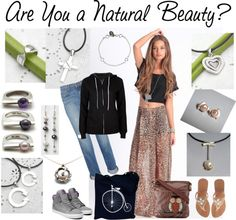 """""""Natural Fashion Style"""" by amatyzt on Polyvore"""