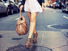 love this look espically the booties