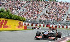 Lewis Hamilton win Canadian Formula One Grand Prix 2012