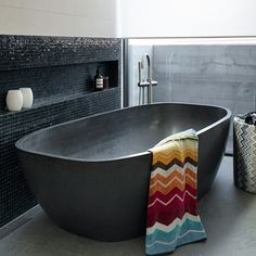The Egyptians and Romans loved bathing…  we think that clearly they were onto something! So...today on the H+K BLOG we take a look at Bathrooms as part of our H+K Detail Series. http://hareklein.com.au/blog/blog/bathrooms #bathelikeanegyptian  #bathtime #bathrooms #roomwithaview #designblog #luxurious #cleanse #interiors #interiordesign #inspiringspaces #missoni