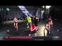 El Reto Icy Hot® Rutina 2 Cardio Muscular - YouTube