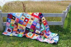 The Running Thimble: A New Post about an Old Quilt