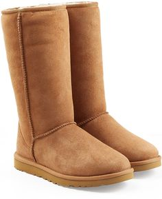 UGG Australia Classic Tall Suede Boots