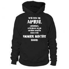Geburtstag Geburtsjahr Ich habe immer recht rechthaber Psychobilly, Hoodies, Sweatshirts, Sweaters, Fashion, Sporty Look, Hoodie, Birthday, Presents