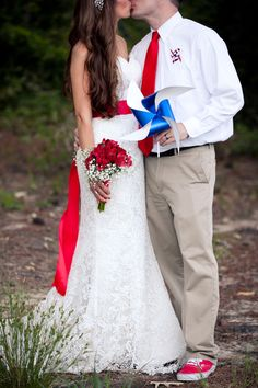 Tara Liebeck - 4th of July Wedding