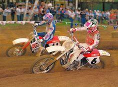Micky Dymond & Broc Glover 1988