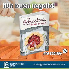 Un buen regalo! #Gastronomia #Reposteria #Chef http://ift.tt/2sbzHxe