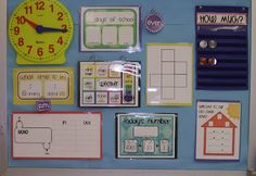 Primary Inspired: Calendar Math- Using Your Students' Agendas & Calendar Journals