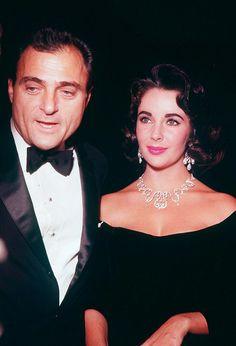 Mike Todd & Elizabeth Taylor