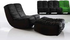 Leather Sofa by Bruehl    #leather #sofa #bruehl