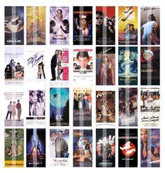 80's movies marathon