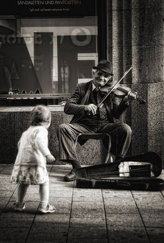 """The Violinist 