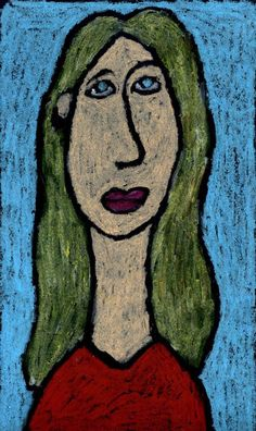 Amedeo Modigliani was a late-century European artist who never lived to see his success, but his paintings are some of my all-time favorites. I love his portraits with elongated faces in soulful colors. 1. Start with a tall 9″ x 15″ sheet of black paper. Fold the paper in half three times to make 8 equal … Read More