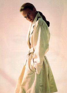 Perry Ellis, American Vogue, January 1988.