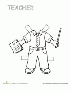 Free Printable Coloring Page Kids From Around The World 012