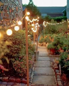 Totaly Outdoors: Outdoor Lighting