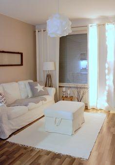 Home Vanilla: Living room: sneak peek