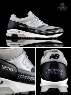 NEW BALANCE × TECHNICS 1200 e4b52bb86