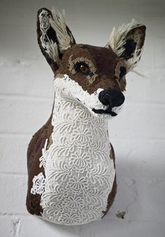 Selvedge Magazine, Chateau Dumas, Donya Coward. Learn to embroider, embellish and appliqué as well as creating your own stuffed animal in our workshop this summer. Hosted by Donya Coward, a 'textile taxidermist' who creates beautifully embellished and embroidered soft creatures. Textiles, embroidery, embellishment, animals, birds