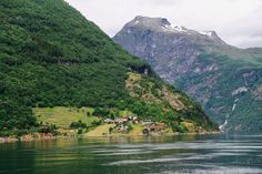 A Journey Through The Beautiful Geirangerfjord, Norway - Hand Luggage Only…