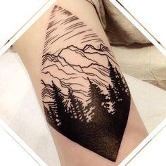 Mountain & Forest - Katie Shocrylas