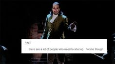 Join, Or Die — lafayctte:   hamilton.  +  text posts.  ( pt. 2 )