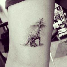 Resultado de imagen para dinosaur tattoo