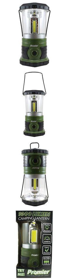 Lanterns 168867: 1000 Lumen Cob Led Lantern For Camping,Workshops, Home, Cabin, Or Outbuilding... -> BUY IT NOW ONLY: $40.03 on eBay!